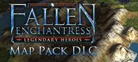 Fallen Enchantress: Legendary Heroes Map Pack DLC