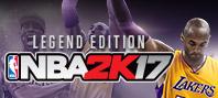NBA 2K17 Legend Edition