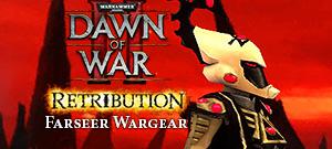 Warhammer 40,000 : Dawn of War II - Retribution - Farseer Wargear DLC