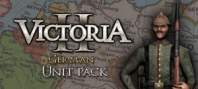 Victoria II: German Unit Pack (DLC)