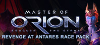 Master of Orion: Revenge at Antares Race Pack