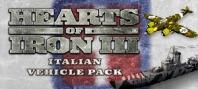 Hearts of Iron III: Italian Vehicles Unit Pack