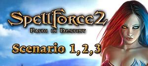 SpellForce 2 - Faith in Destiny. Scenario Bundle