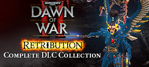 Warhammer 40,000: Dawn of War II: Retribution - Complete DLC Collection