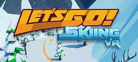 Let\'s Go! Skiing VR