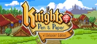 Knights of Pen & Paper +1 Deluxier Edition