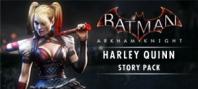 Batman: Arkham Knight. Harley Quinn Story pack
