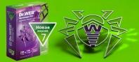 Антивирус Dr.Web Pro (2 ПК на 1 год)