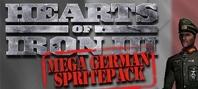 Hearts of Iron III: Mega German Sprite