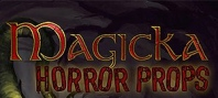 Magicka: Horror Props Item Pack