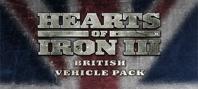 Hearts of Iron III: British Vehicle Pack