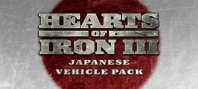 Hearts of Iron III: Japanese Vehicle Pack