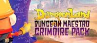 Dungeonland: Dungeon Maestro Grimoire Pack