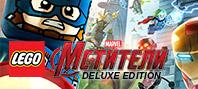 LEGO Marvel's Avengers Deluxe
