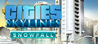 Cities: Skylines — Snowfall