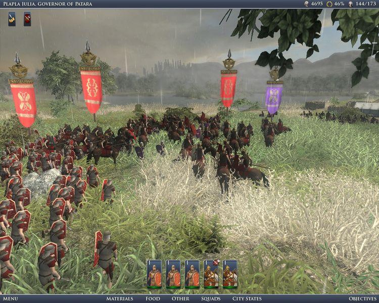 великие эпохи рим скачать игру