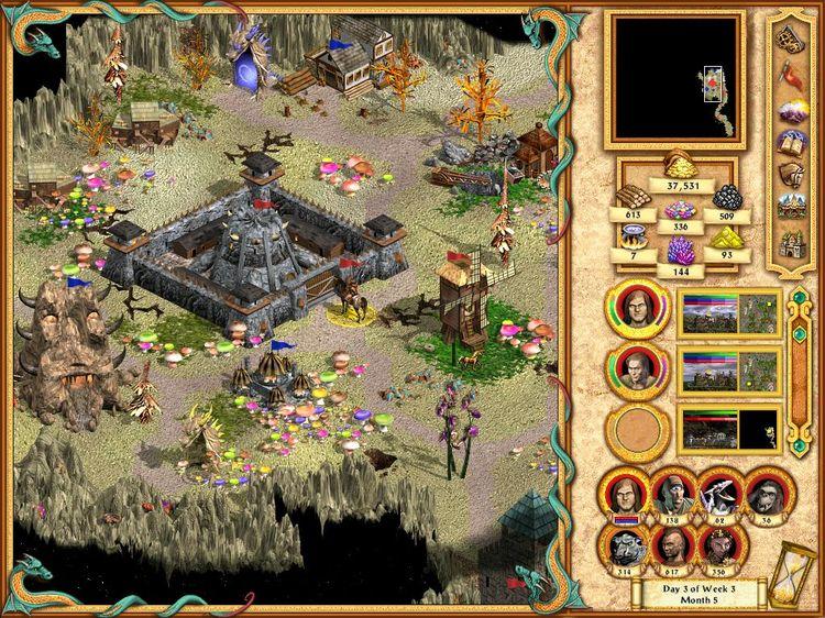 Скачать Игру Герои Меча И Магии 4 Вихри Войны