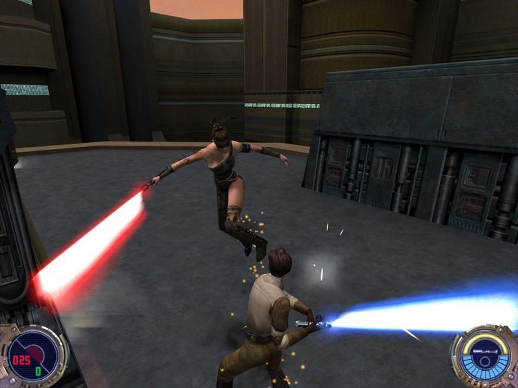 Скачать Игру Star Wars Jedi Knight 2 Jedi Outcast