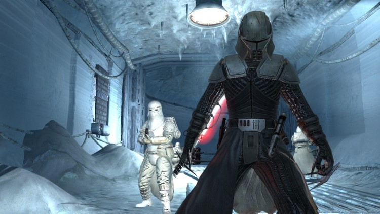 Игру Star Wars The Force Unleashed 3