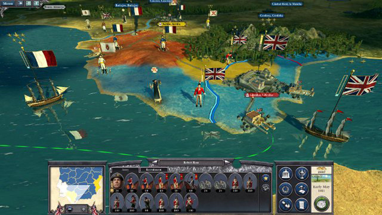 Napoleon: total war is the new chapter in the critically acclaimed total war series and opens up a new narrative