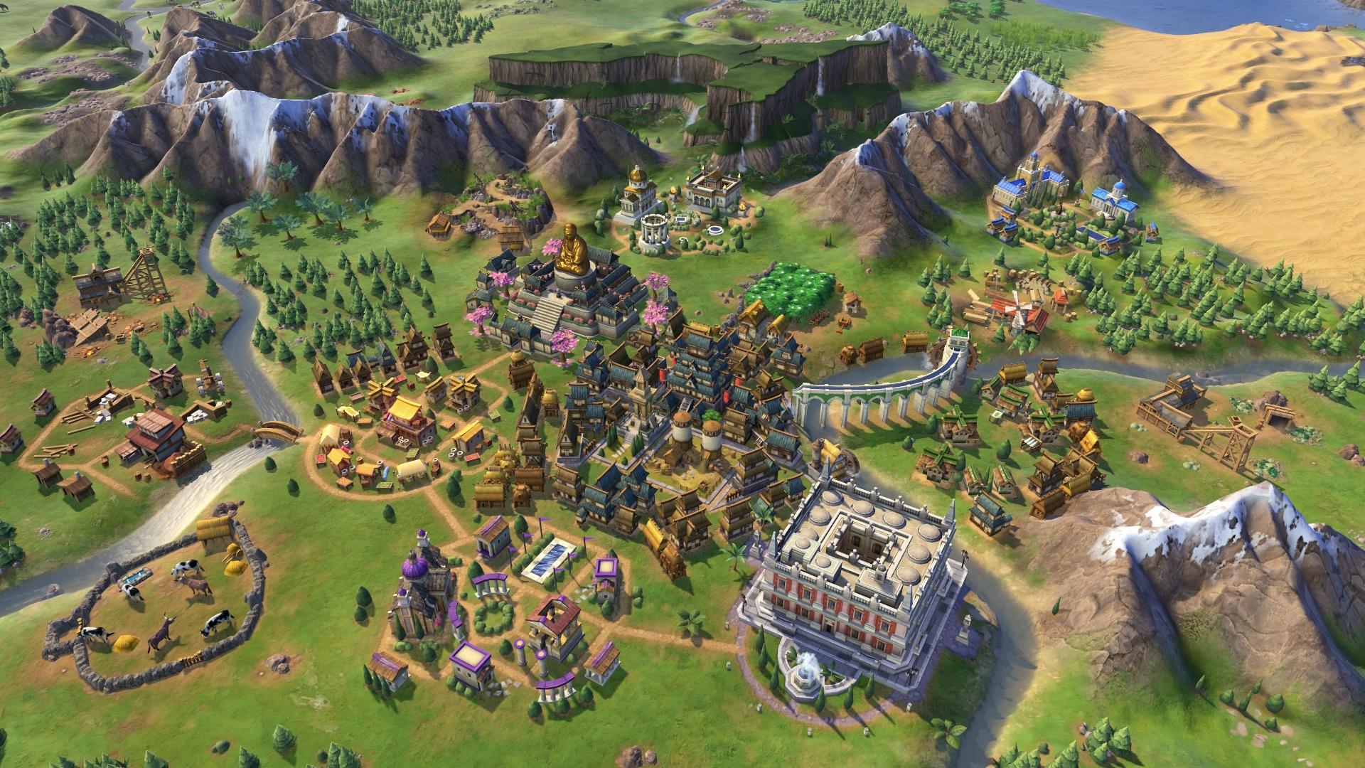 Civilization 6 скачать игру