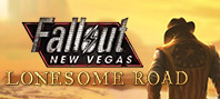 Fallout New Vegas : Lonesome Road DLC
