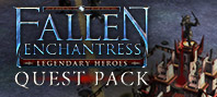 Fallen Enchantress: Legendary Heroes Quest Pack DLC