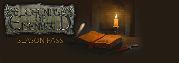 Legends of Eisenwald Season Pass