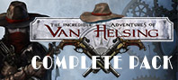 The Incredible Adventures of Van Helsing 1 Complete Pack