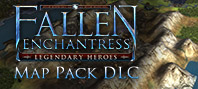 Fallen Enchantress: Legendary Heroes Map Pack DLC