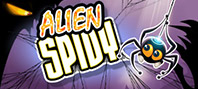 Alien Spidy: Between a Rock & a Hard Place