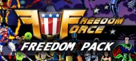 Freedom Force : Freedom Pack