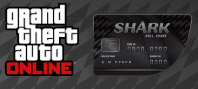 Grand Theft Auto Online : Bull Shark Cash Card