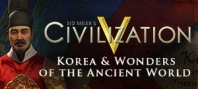 Sid Meier's Civilization V : Korea and Ancient World Combo Pack
