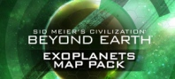 Sid Meier's Civilization : Beyond Earth - Exoplanets Map Pack