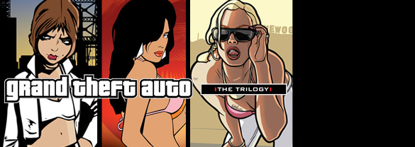 Grand Theft Auto : The Trilogy ( Mac )