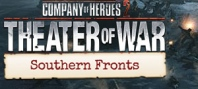 Company of Heroes 2 : Theatre of War - Southern Fronts DLC Pack