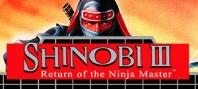 Shinobi III Return of the Ninja Master