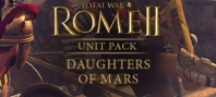 Total War : Rome II - Daughters of Mars DLC