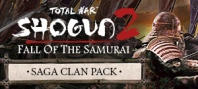 Total War : Shogun 2 - Fall of the Samurai - Saga Clan Pack DLC
