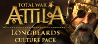 Total War : Attila - Longbeards Culture Pack DLC