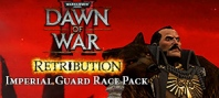 Warhammer 40,000 : Dawn of War II - Retribution - Imperial Guard Race Pack DLC