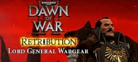 Warhammer 40,000 : Dawn of War II - Retribution - Lord General Wargear DLC