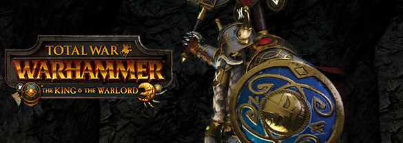 Total War : WARHAMMER - The King and the Warlord