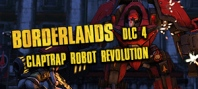 Borderlands : ClapTrap's Robot Revolution