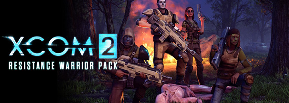 Xcom 2 - Resistance Warrior Pack