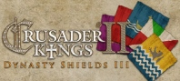 Crusader Kings II: Dynasty Shield III