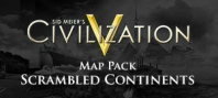 Sid Meier's Civilization V: Scrambled Continents Map Pack (для Mac)