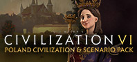 Sid Meier's Civilization® VI - Poland Civilization & Scenario Pack (для Mac)