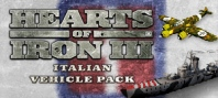 Hearts of Iron III: Italian Vehicles Unit Pack